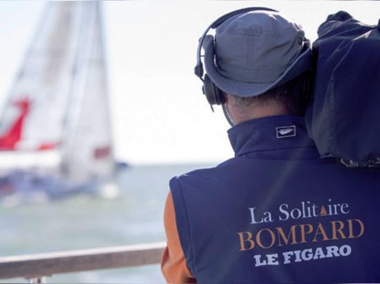 NeptuLink por MVG, socio oficial del solitario Bompard Le Figaro 2016 del La