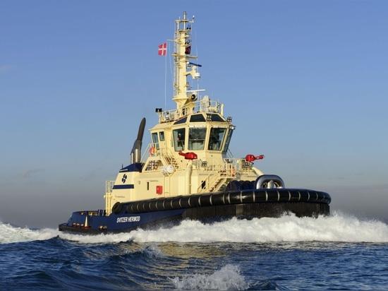 Sanmar y Robert Allan Ltd. jalón del buque de la marca 150