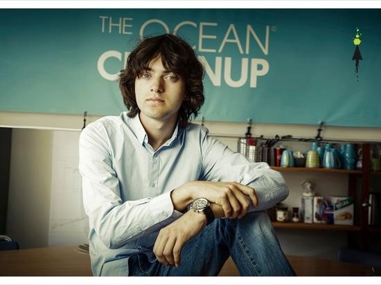 El ganador del premio 2017 de Heyerdahl es la limpieza del océano