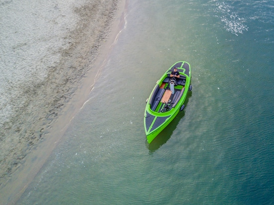 Barcos eléctricos respetuosos del medio ambiente