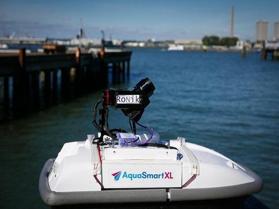 El verde que va empuja tecnología de ROV a la delantera