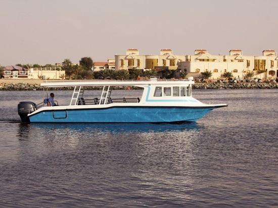 NOVEDAD: barco taxi fueraborda by Smart Own