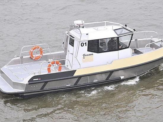 Barco interior del servicio: Portero 90