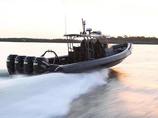 1200 impacto por BCGP, el brazo comercial del grupo del barco de Brunswick