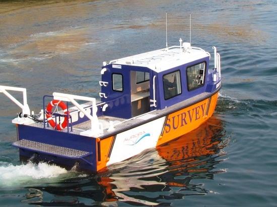 NUEVO: el barco hidrográfico del examen por la aurora (dalian) navega co ltd