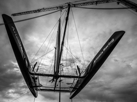Artemis Racing (cortesía de Sander van der Borch)