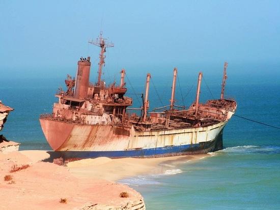 Una ruina famosa, Malika unida en Mauritania (cortesía de Christophandre)