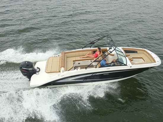 MAR RAY 270 SUNDECK OB