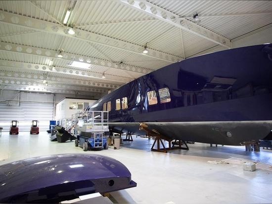 Zeelander revela más detalles sobre el yate del buque insignia Z72
