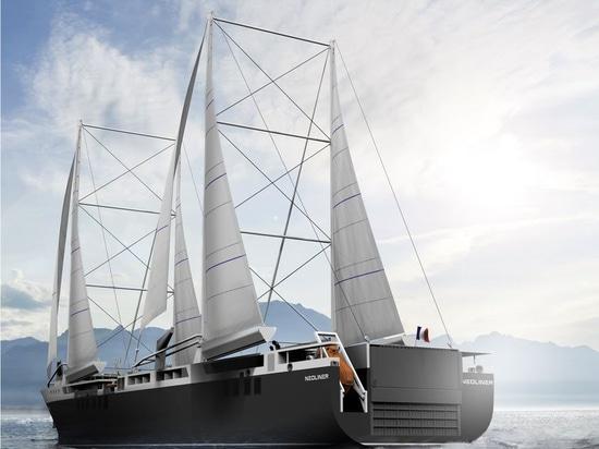 Socio de Renault y de Neoline para desarrollar buques de carga sostenible accionados