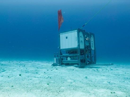La misión de los Deeps de las expediciones cinco de EYOS hace zambullida histórica