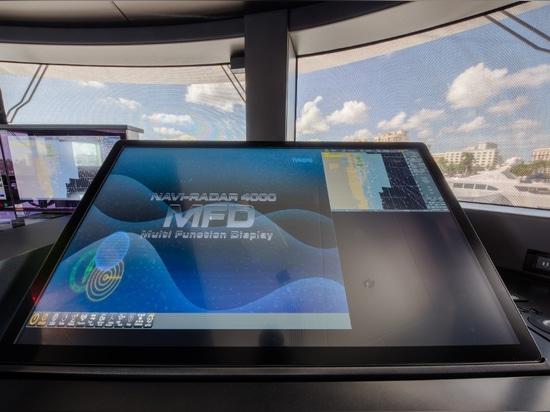TEAM Italia revela la tecnología de puentes a bordo del M/Y 'Spectre'