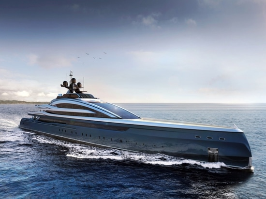 ISA Yachts firma el concepto Hydro Tec para la nueva línea