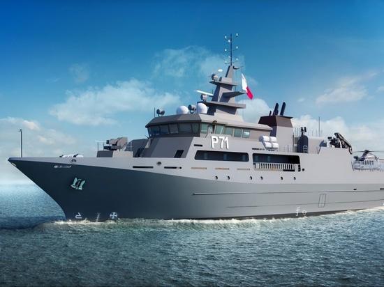 Rolls-Royce gana un contrato para suministrar un paquete de propulsión para un nuevo buque patrulla para Malta