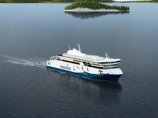 Wärtsilä ofrece sistemas, soluciones y productos para el nuevo ferry Wasaline
