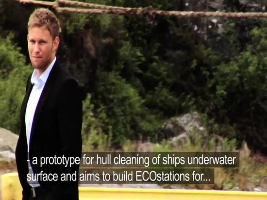 ECOsubsea, intercambio 2013 del océano