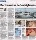 Bertram Defies High Seas