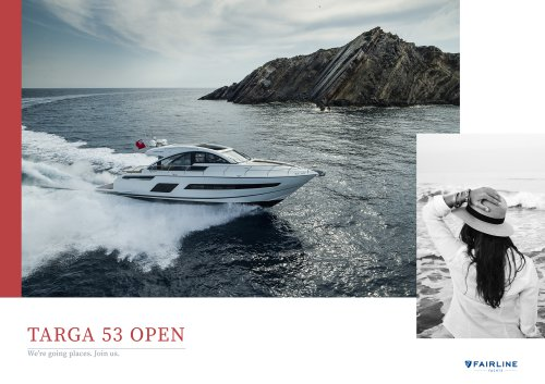 Targa 53 Open