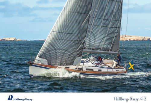 Hallberg-Rassy 412