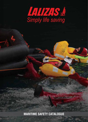 Commercial-Maritime Safety Catalogue