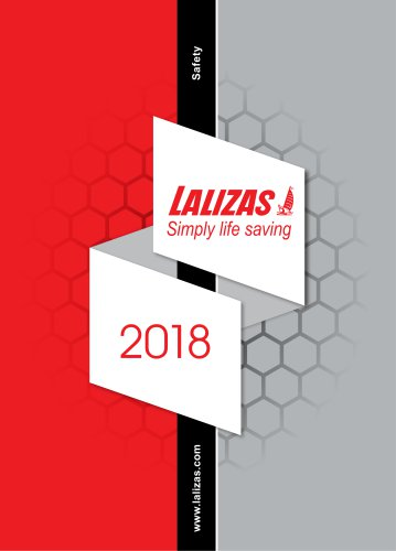 LALIZAS Catalogue 2018
