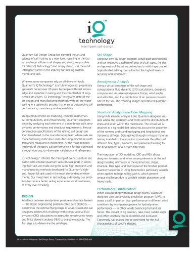 IQ Technology Sheet