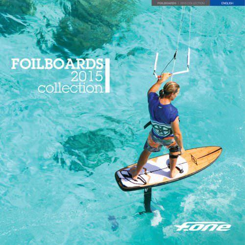 Foilboards collection 2015