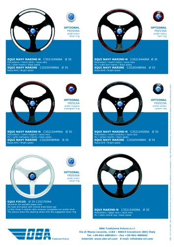 Steering Wheels Equi