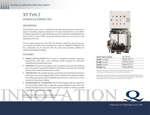 Quantum HPU XT Type2