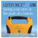 Lifeforce Marine Defibrillator