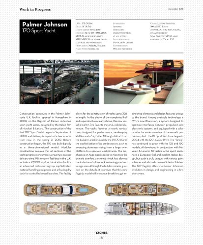 Palmer Johnson 170 Sport Yacht