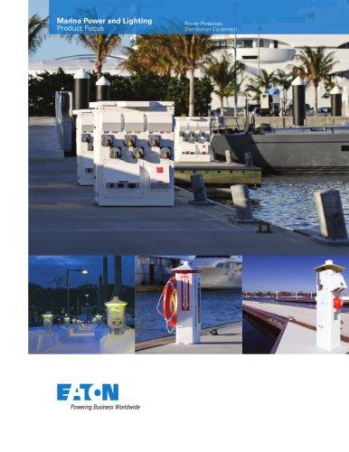 Marina Power and Lighting Equipment