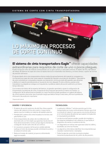 Conveyor Sell Sheet Espanol 1