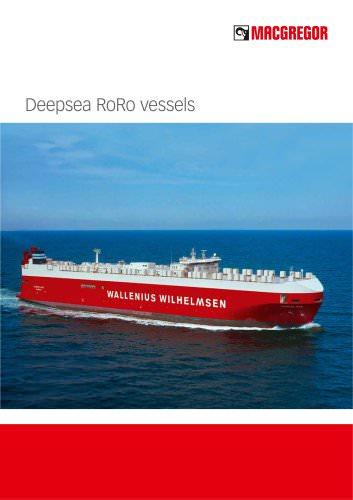Deepsea RoRo vessels