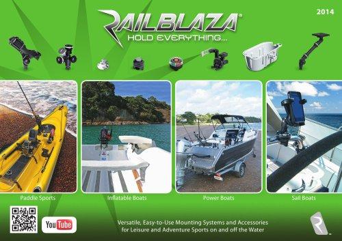 RAILBLAZA catalogue