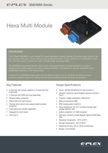 E-Plex 366HMM
