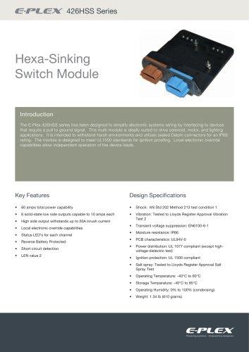 E-Plex 426HSS