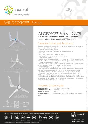 WINDFORCE-SERIES
