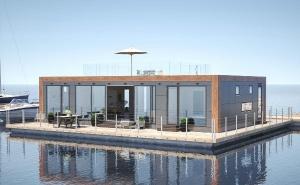 Casas flotantes, Barcos casa