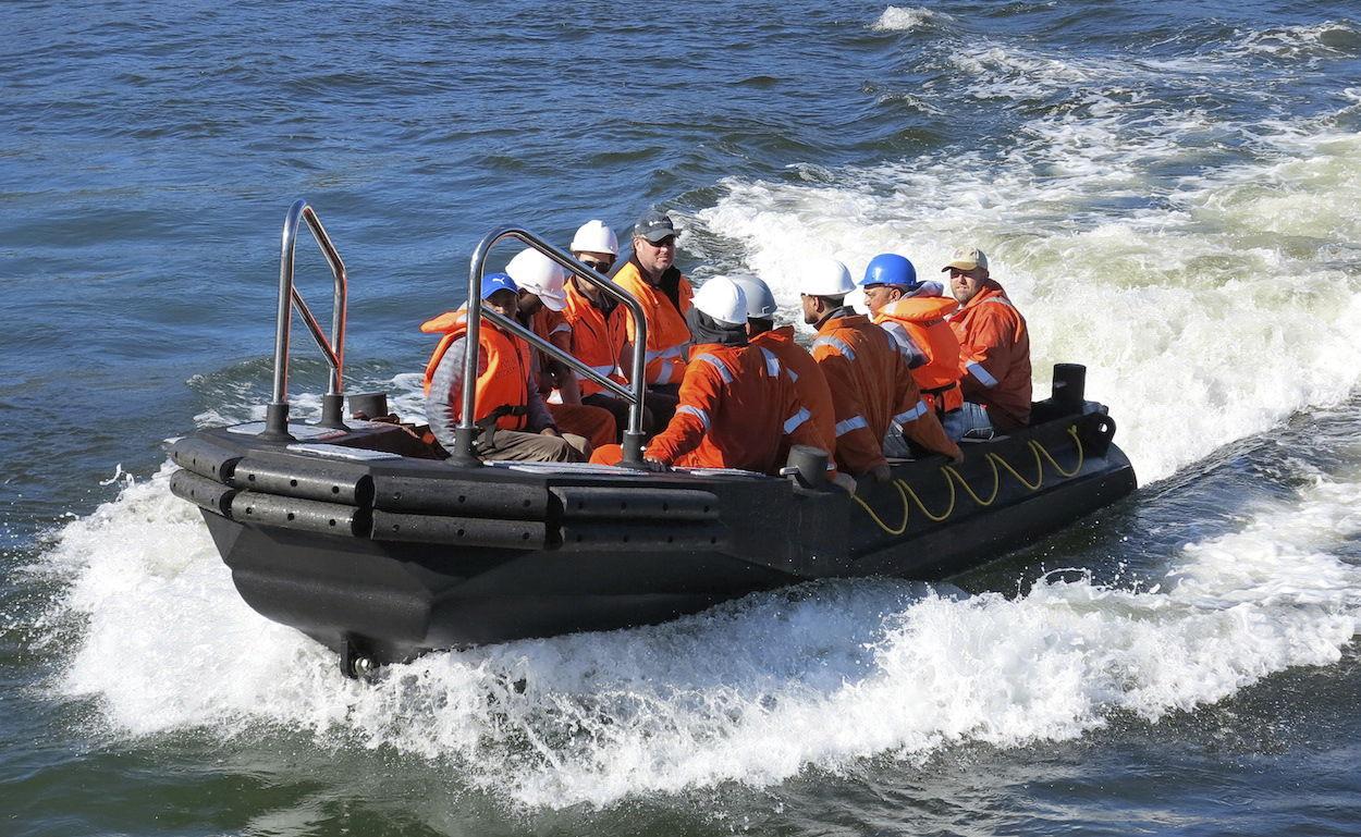 Rhino Motor fueraborda para barcos