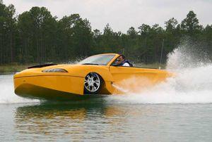 coche anfibio