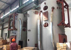 caldera para buque de fuel / con recuperación de gases de escape
