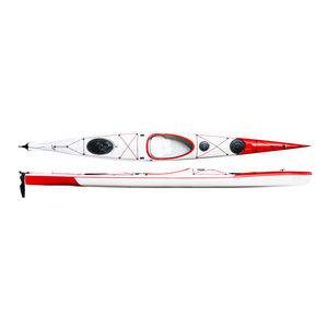 kayak cerrado / rígido / de travesía / de regata