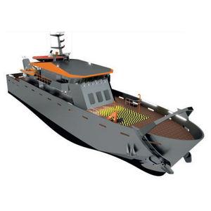 buque especial de transporte de tripulación
