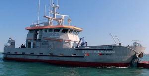 buque especial de transporte de tripulación / de recuperación de hidrocarburos
