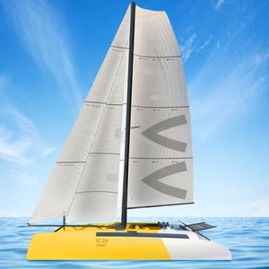 catamarán / de regata / con popa abierta / de carbono