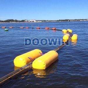 flotador para cable / para conducto / cilíndrico / inflable
