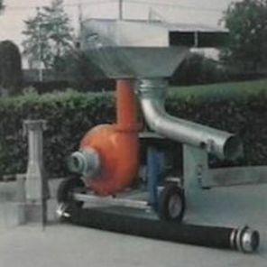 bomba para descarga de pescado para la acuicultura / de aspiración / de transferencia / de aguas