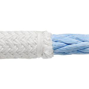 cuerda multiusos / dobles trenzadas / con trenzado estrecho / para superyate de vela