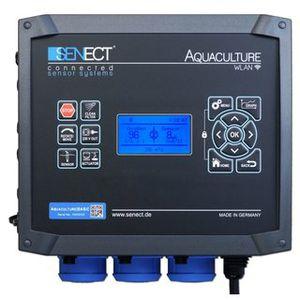 panel de mando y control para la acuicultura / con alarma